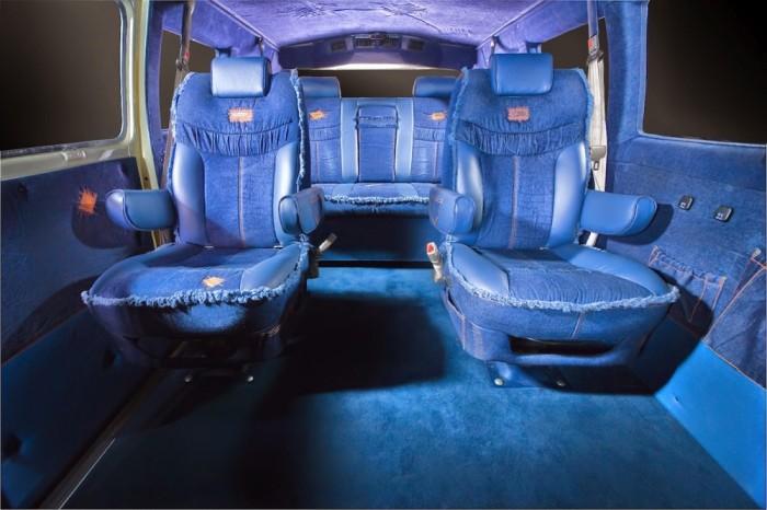 Quantro Chevy Van