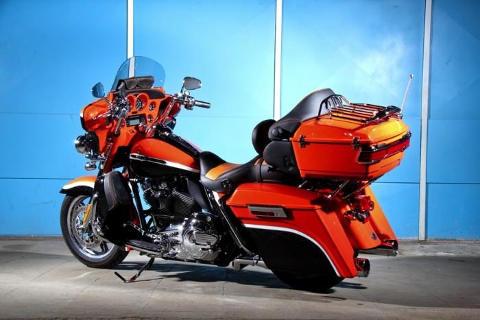 Quantro Harley Davidson